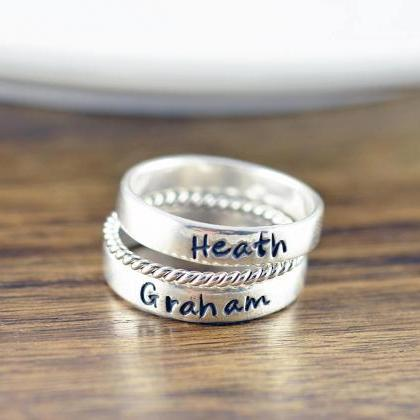 Stacking Rings - Mothers Ring - Sta..