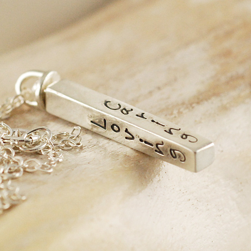 products choker gold necklace name custom steel qitian love stainless pendant gift necklaces for not the personalized you color one nameplate